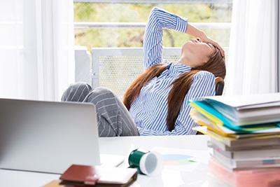 人間関係・仕事のストレス