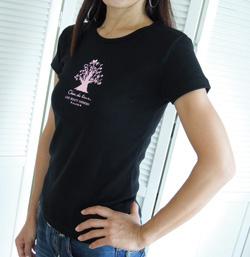 オリジナルロゴTシャツ ブラック